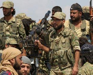 Sınıra takviye ÖSO askerleri sevk edildi