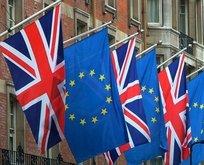 İngiltere ABden çıkış sürecini resmen başlattı