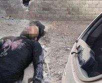 Kadın kılığında Türkiyeye girerken öldürüldü!