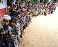 87 bin Arakanlı Müslüman yerinden edildi