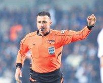 Hüseyin göçek'e UEFA'dan görev