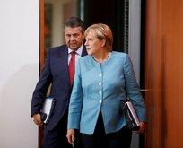 Erdoğanın çağrısı Merkel ve avanesini kudurttu
