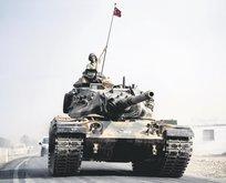 YPG'yi imha ettik