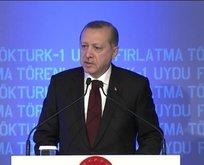 Erdoğan: Bugün git yarın gel dönemi sona erdi