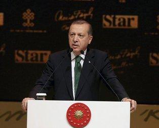 Erdoğan: İstikbal tüm Türkiyenindir
