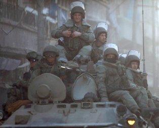 Suriye'de Rus askerlere bombalı saldırı