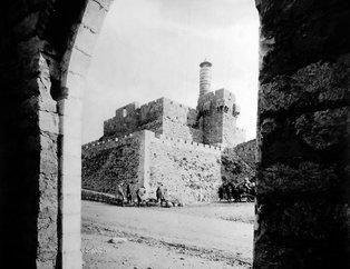 Osmanlı'nın Kudüs'teki izleri