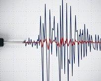İran'da büyük deprem