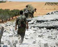 PKK/PYD'nin Münbiç oyunu