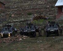 Orduda çatışma: 6 terörist öldürüldü