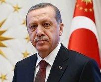Cumhurbaşkanı Erdoğan'dan Fenerbahçe'ye tebrik mesajı