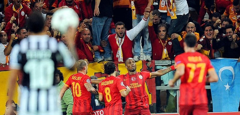 Juventus-Galatasaray maçı geyikleri!