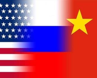 ABDden Rusya ve Çine şok!
