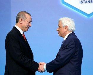 Türkiye-Yunanistan arasında bir ilk