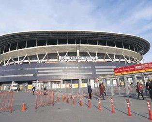 Stadyumlara arena yasağı
