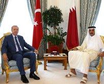 Türkiye ve Katardan ortak açıklama