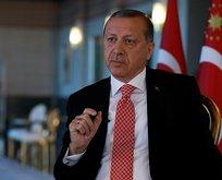 Erdoğandan Suriyede yeni operasyon sinyali