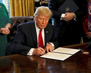 Trump'ın vize yasağı askıya alındı