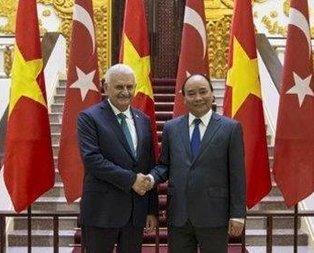 Başbakan Yıldırım: Bu ziyaret çığır açacak