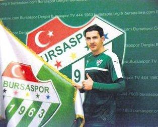 Ve Stancu resmen Bursaspor'da