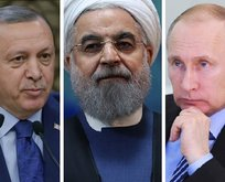 İran'da Suriye zirvesi