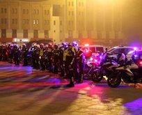 1150 polis acil koduyla çağrıldı