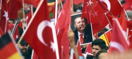 Alman basını: Erdoğan 'ders' vermek istiyor
