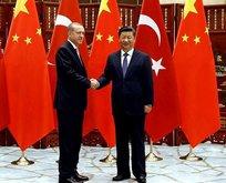 Erdoğanın çağrısından sonra Çin ile tarihi takas