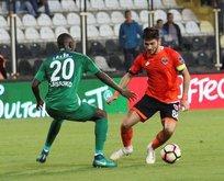 Akhisar, Adanaspor'u puansız gönderdi