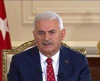 Başbakan Yıldırım askeri müdahale şartını açıkladı