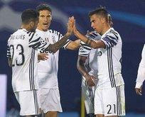 Juventus Zagreb'te güle oynaya