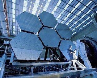 NASAnın zaman makinesi için geri sayım