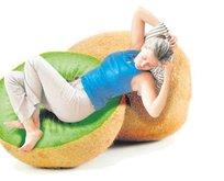 Uykusuzluğun ilacı kivi
