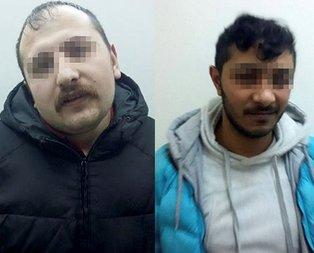 DHKP-Cli teröristler yakalandı