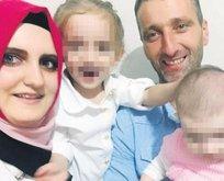 Eşini vurdu çocuklarını sordu