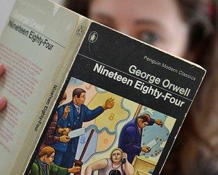 1984 romanı ABDde zirveye çıktı