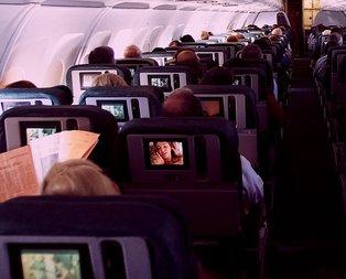 Bir daha uçağa binmek istemeyeceksiniz!