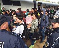 FETÖ'cüler in mülteciler out