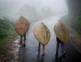 Dünyanın en çok yağmur yağan şehri