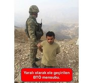 Askerden teröriste insanlık dersi