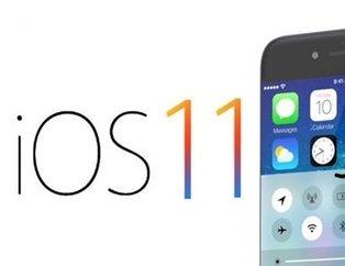 iOS 11'de bir hata daha (iOS 11 ile neler değişecek?)