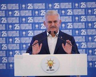 Başbakan Yıldırımdan 7 sektöre müjde