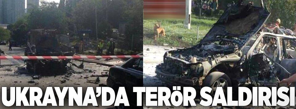 Ukraynada patlama! Ölü ve yaralılar var