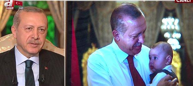 Cumhurbaşkanı Erdoğan Tevfikin kim olduğunu açıkladı