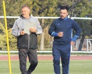 Kayserispor'da gözler son 5 maça çevrildi