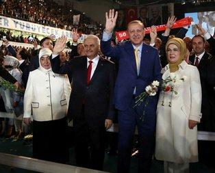 AK Partinin grup başkanı belli oldu