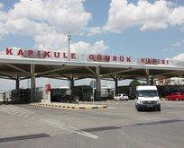 Edirne'de 2 terörist yakalandı
