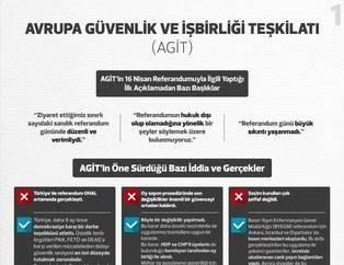 İşte AGİT'in yalanları ve gerçekler