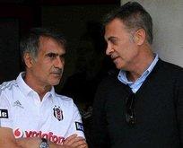 Beşiktaştan flaş Şenol Güneş açıklaması