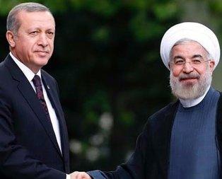Erdoğandan Ruhaniye telefon